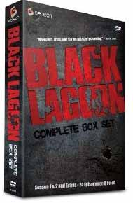 [Black Lagoon: The Second Barrage]