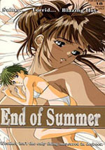 [End of Summer VHS box art]